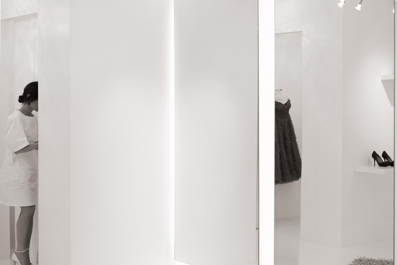 VMR tina white dress